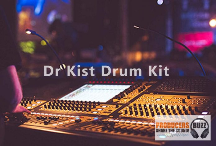 Dr Kist FREE Hip-Hop Drum Sample Kit
