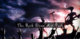 The Rock Drum Kit Pack - Rock Samples