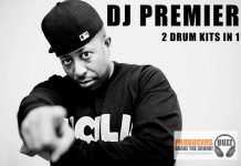 DJ Premier Free Trap/Hip-Hop Drum Kit