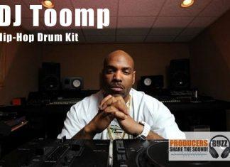 DJ Toomp FREE Hip-Hop & Trap Drum Kit