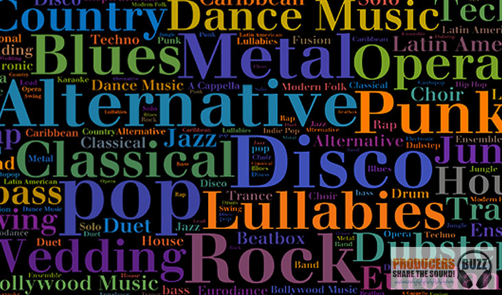 Music Genres - 10 reasons your beats arent selling