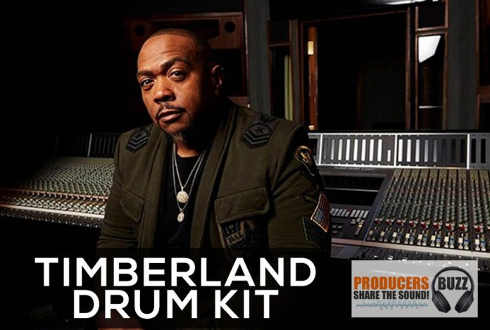 Free Timberland Drum Sample Kit