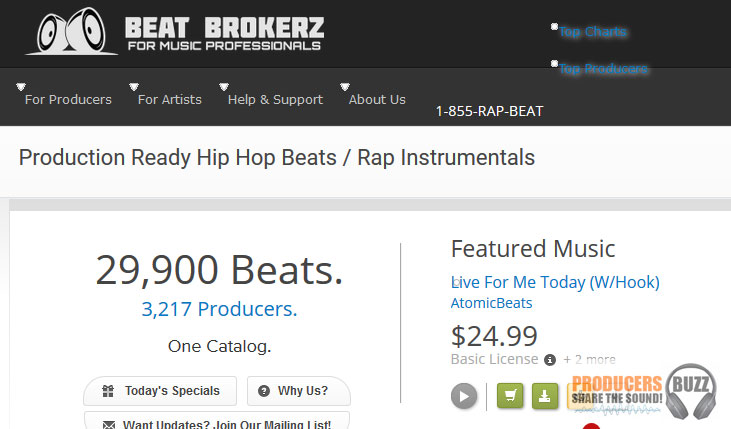 Beat Brokerz - Top 5 Websites in 2019 To Sell Beats Online
