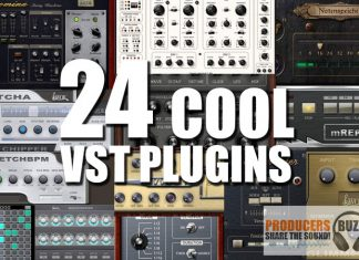 24 Cool Free VST Plugin For Free Download
