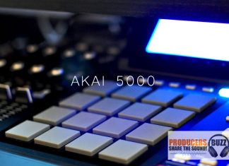 Akai 5000 Drum Kit & Drum Samples