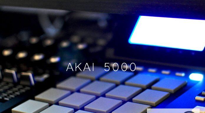 Akai 5000 Drum Kit & Drum Samples