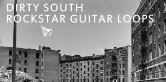 Dirty South Rockstar Guitar Loops