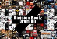 Division Beatz Hip-Hop/Trap Drum Kit