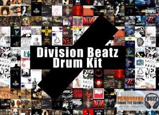 Division Beatz Hip-Hop/Trap Drum Kit