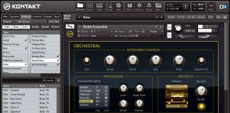 Kontakt Instrument VST Plugins