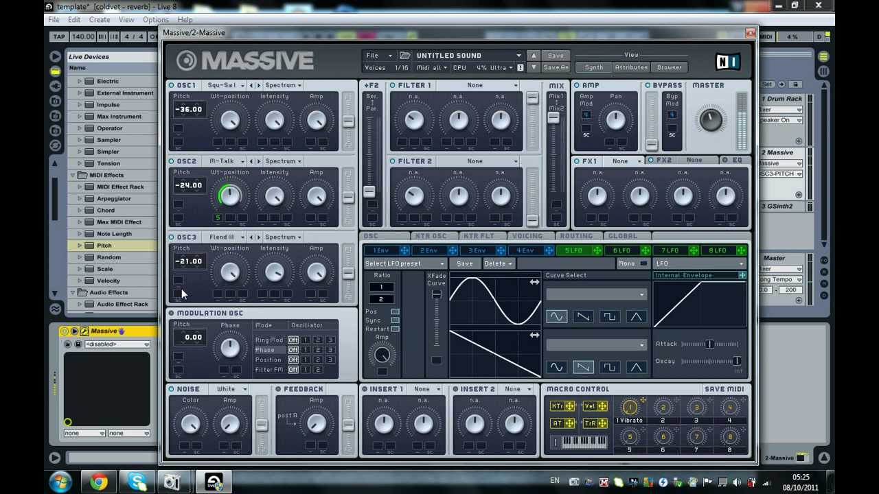 Native Instruments Massive VST