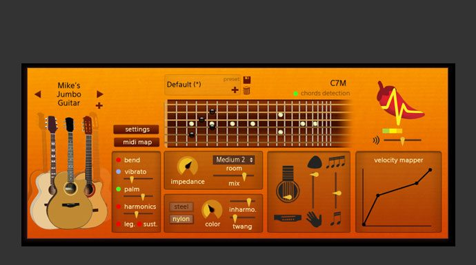 Spicy Guitar FREE VST