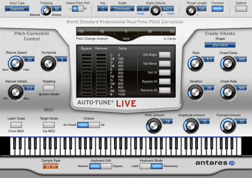 Antares Autotune VST - Looking For Free Download & Fully