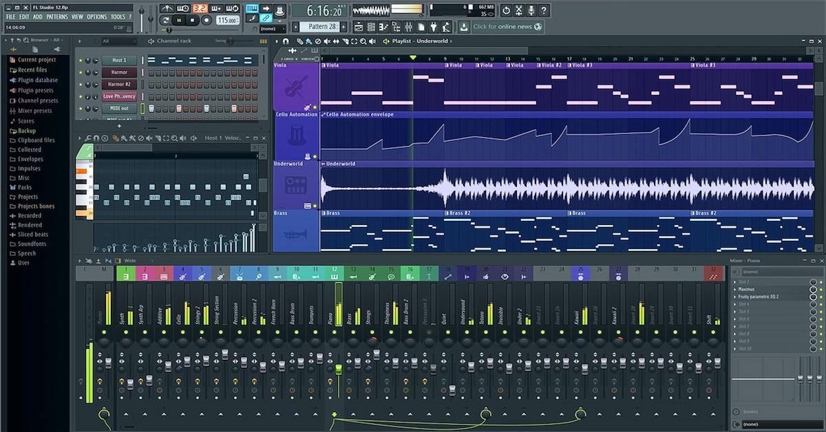 download fl studio 20 crack exe