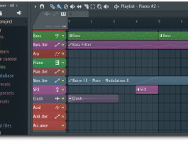 Fruity Loops (FL STUDIO) Music Making Software