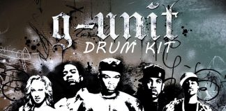 50 Cent Drum Kit - Free G-Unit Drum Samples & Drum Kit