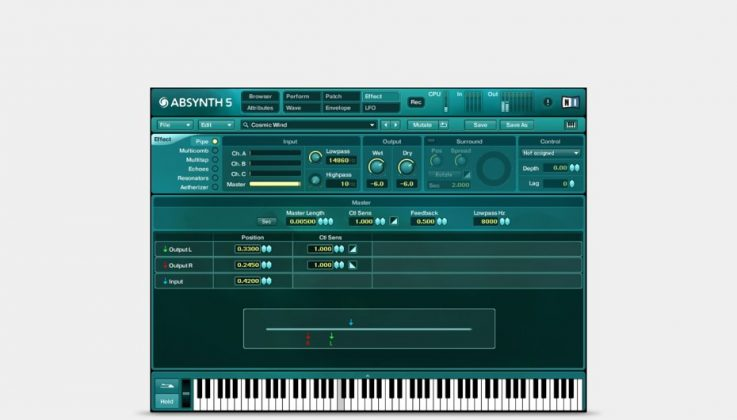 Absynth 5 VST Plugin by Native-Instruments