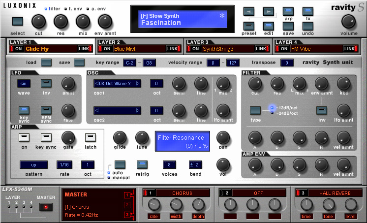 Luxonix Ravity VST Fully working Free Download | Music
