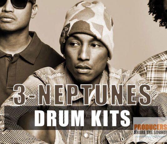 Download 3 Free Neptunes Drum Kits