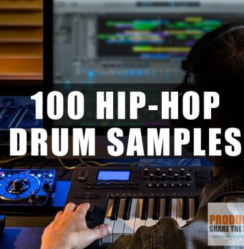 100 Free Hip-Hop Drum Samples
