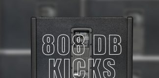 808 BD Kicks Drum Kit