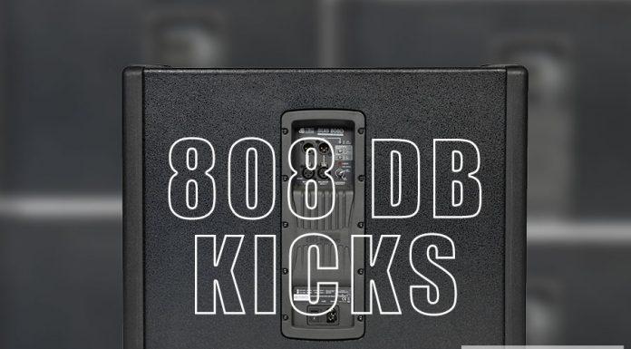 808 BD Kicks Drum Kit