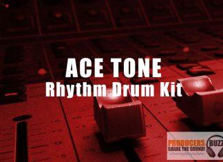 Ace Tone Rhythm Ace Drum Kit & Drum Samples