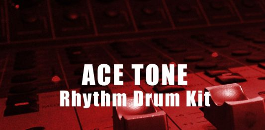 Ace Tone Rhythm Ace Drum Kit & Drum Samples