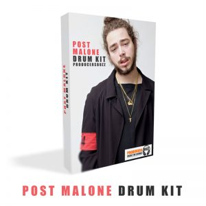 post malone drum kit