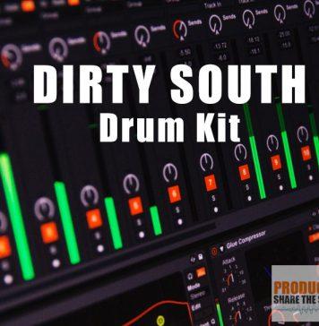 Free Dirty South Drum Kit
