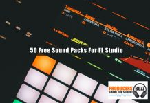50 Free Sound Packs For FL Studio