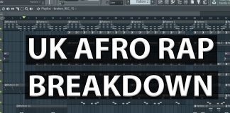 How To Produce UK Afro-Swing Rap in FL STUDIO