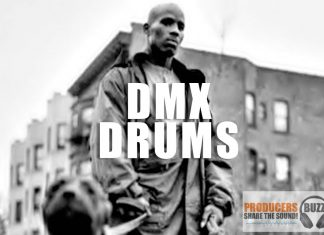 DMX Hip-Hop Drum Sample Kit