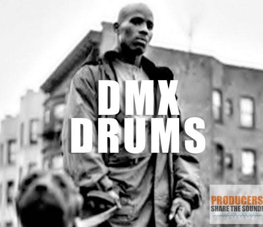 DMX Hip-Hop Drum Sample Kit