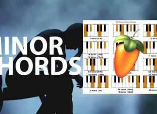 Use Minor Chords For Sad & Emotional Beats - FL STUDIO