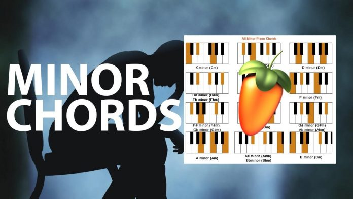 Use Minor Chords For Sad & Emotional Beats - FL STUDIO