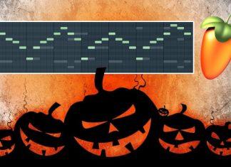 Making Halloween Trap/Hip-Hop Beat - FL STUDIO - Producers Buzz
