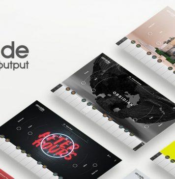 arcade vst plugin by output