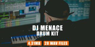 DJ Menace Hip-Hop Drum Kit
