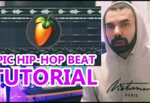 Epic Hip-Hop Beat - FL Studio Tutorial
