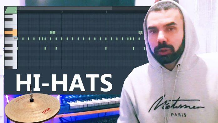 Hi-Hats Technique For Hip-Hop / Trap - FL Studio Training