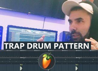Trap Drum Pattern in FL Studio - Tutorial