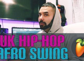 UK Hip-Hop Type Beat In FL Studio - Tutorial