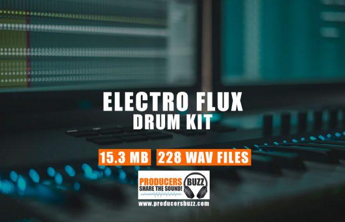 Electro Flux Sound Drum Kit
