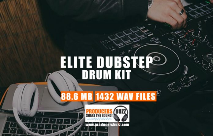 Elite Dub Step Drum Kit
