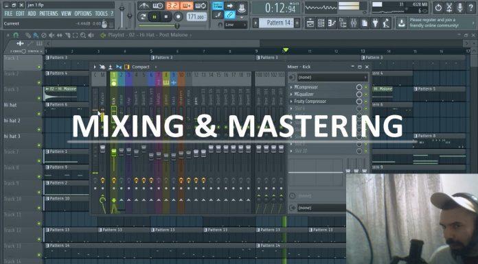 Mixing & Mastering in FL Studio [TRAP & HIP-HOP BEATS]