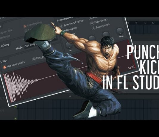 How To Make Punchy Kicks in FL Studio
