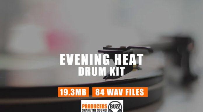 Evening Heat R&B Drum Kit