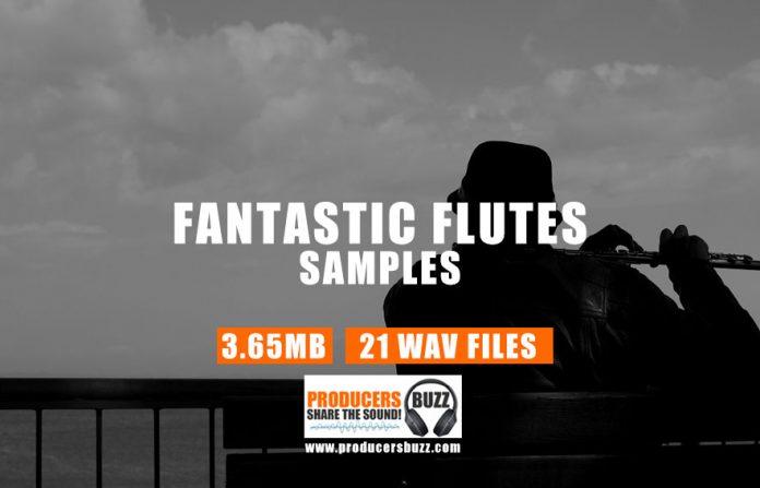 Fantastic Free Flute Loops & Flute Samples