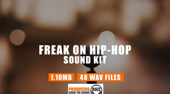 Free Reggae Drum Kit - Freak On Sound Kit
